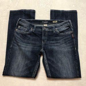 Silver Jeans AIKO Bootcut 34x31